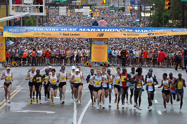In the wake of the bombings at the Boston Marathon, security will be tightened at the upcoming Country Music Marathon.