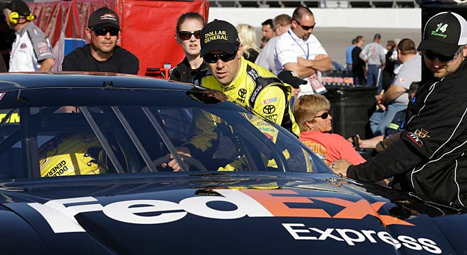 Expect Matt Kenseth to go all-out to prove that he and his team win on merit, not chicanery.