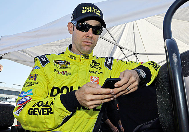 "Matt Kenseth called NASCAR's penalties for his failed engine inspection ""grossly unfair."""