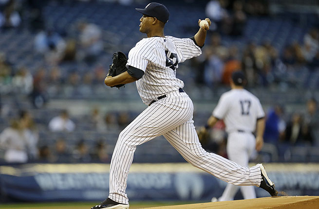 Ivan Nova and and his batterymate Francisco Cervelli both left Friday's game against the Blue Jays.