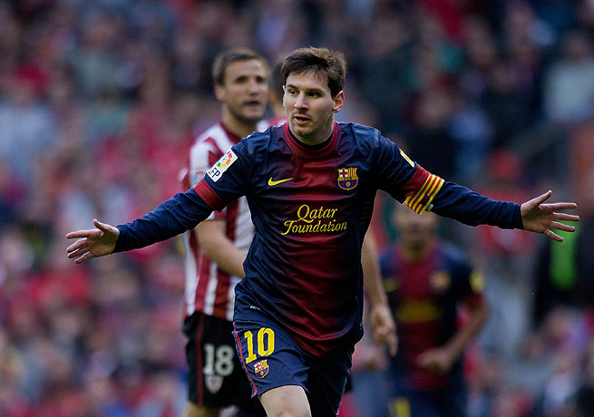 Even Lionel Messi's usual goal-scoring magic could not propel Barcelona to victory.