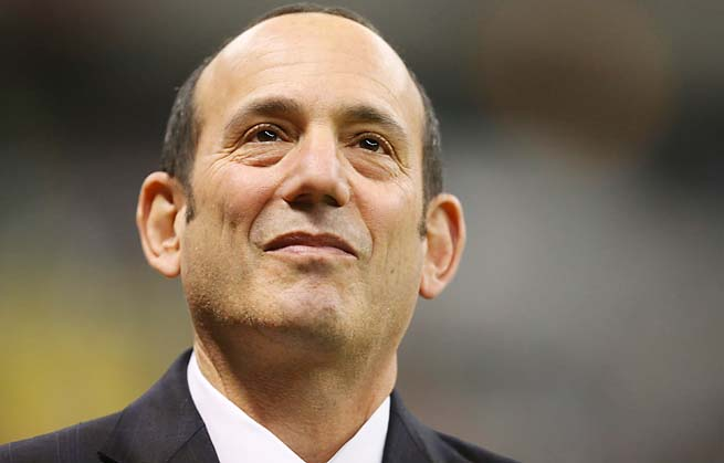MLS commissioner Don Garber had previously said an MLS expansion announcement was coming.