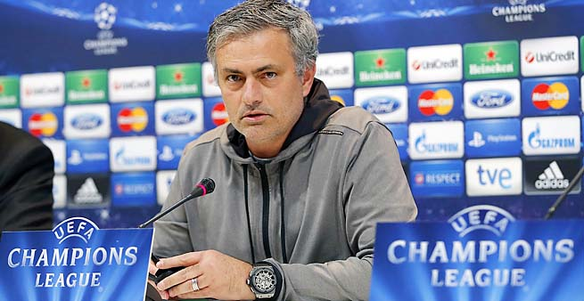 Jose Mourinho has been reported to be leaving Real Madrid for Chelsea after the season.