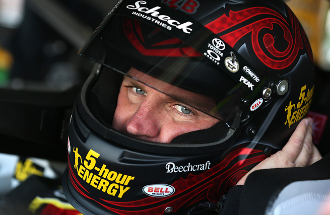 Clint Bowyer is one driver who has excelled in restrictor-plate races, having won two of his last five.