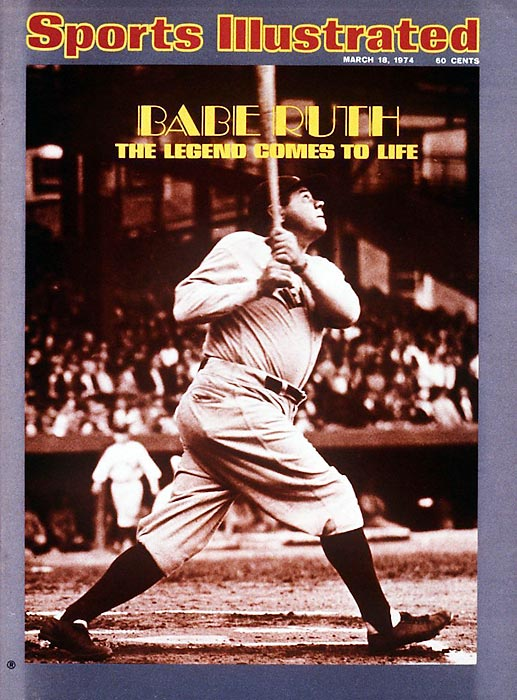 the life of the legend babe ruth Often, when some aspect of the babe ruth legend falls outside his research, the fog rolls in new life of babe ruth has help from the past may 9, 2006.