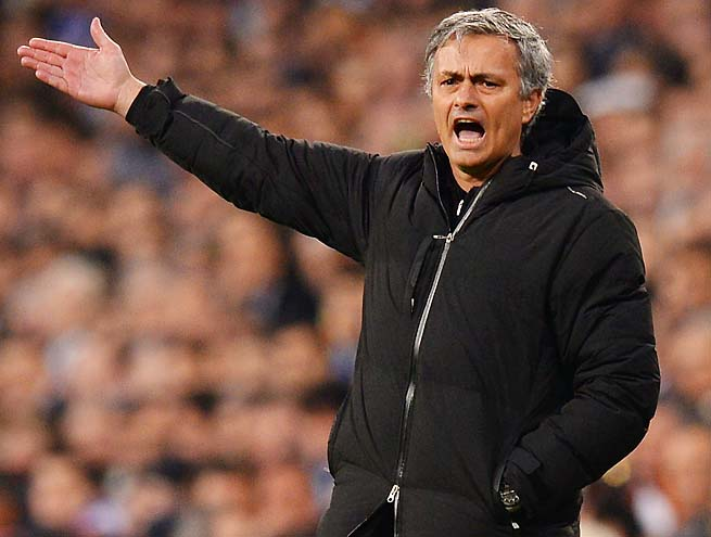 Jose Mourinho and Real Madrid were eliminated from the Champions League on Tuesday.
