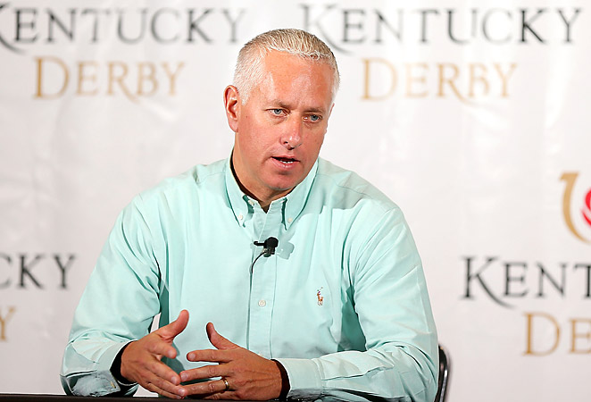 Todd Pletcher also trained a record-tying five horses to run in Saturday's Kentucky Derby.