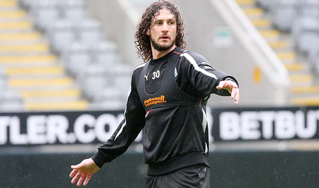 Fabricio Coloccini and Newcastle are in 17th place, five points clear of relegation.