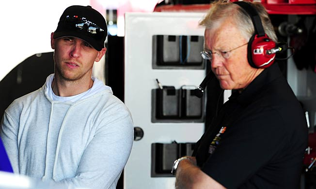 It's been a tough year for Joe Gibbs Racing with Denny Hamlin's back injury and NASCAR penalties.
