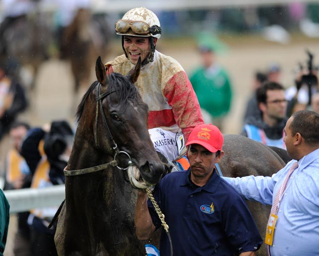 Orb will attempt to become the first horse to win the Derby and the Preakness since Big Brown in 2008.