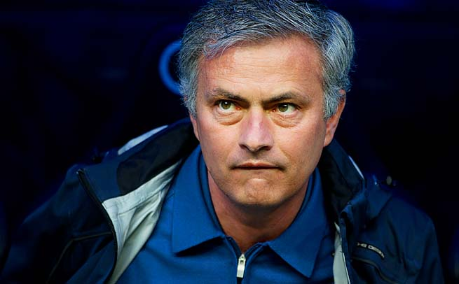 Jose Mourinho and Real Madrid were eliminated from the Champions League last week.