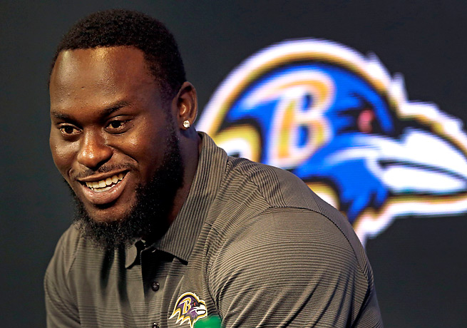 The Ravens stayed put at No. 32 and got Matt Elam to help fill the void left by Ed Reed and Bernard Pollard.