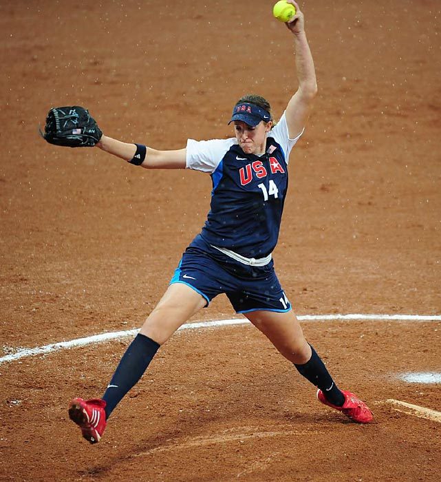 Opposing offenses never stood a chance against the dominant former Tennessee pitcher. Abbott, maybe the most accomplished pitcher in college softball history, recorded 112 shutouts in her career. A four-time All-America and winner of the 2007 Honda Award (Player of the Year), Abbott finished with a 189-34 record and 2,440 strikeouts -- both NCAA records. Her career ERA was 0.79. <bold><italics>Who would you add to the list? Send comments to siwriters@simail.com.</italics></bold>