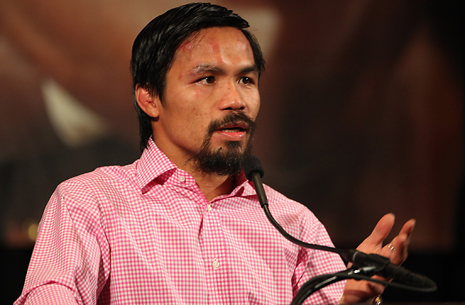Manny Pacquiao will return to the ring in November after his knockout loss to Juan Manuel Marquez.
