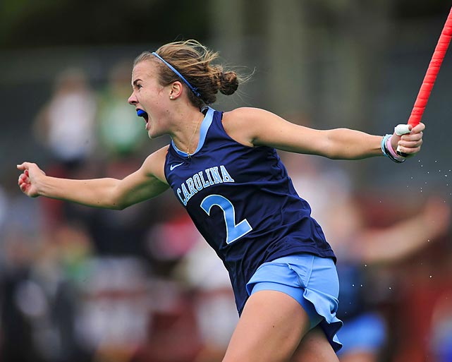 Notable: Put aside her Tar Heel allegiances to become the first athlete to earn the prestigious Robertson scholarship at UNC and Duke.