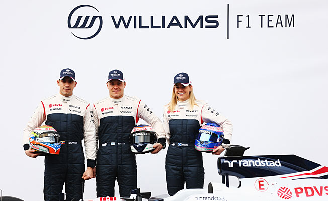 Susie Wolff may become the first woman to break into F1 since the 1970s.