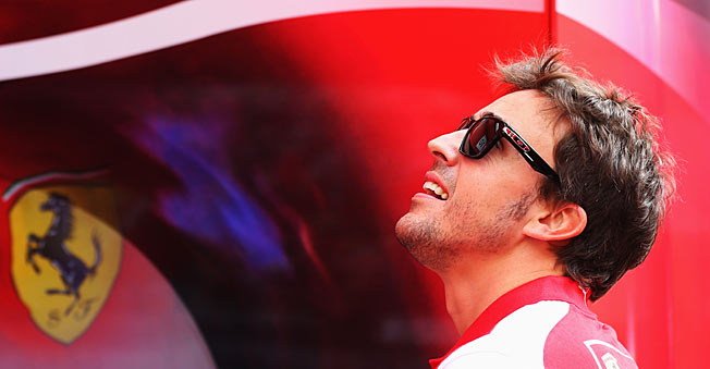 Fernando Alonso's position would doubtless be higher with a little more consistency and less bad luck.