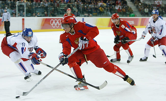 Capitals star Alex Ovechkin has said he would play at Sochi even without the NHL's permission.