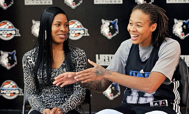 Seimone Augustus could have the chance to marry in her adopted home state of Minnesota.