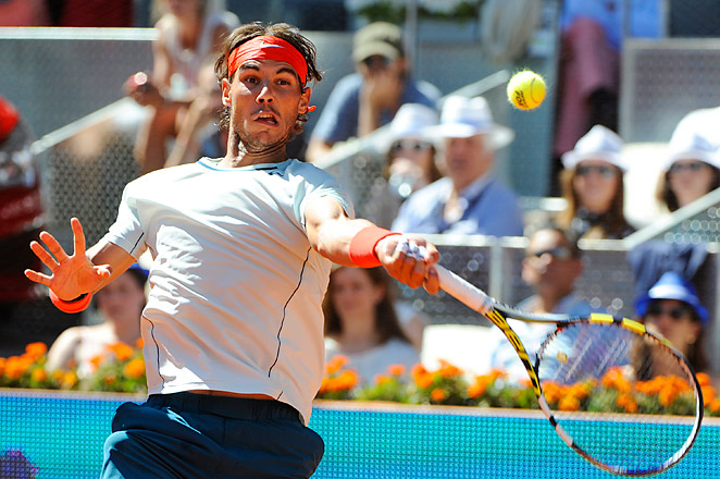 In his 7th straight Madrid final, Rafael Nadal beat Stan Wawrinka for his 40th clay crown.