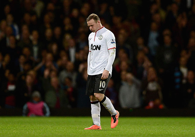 Wayne Rooney has indicated that he wishes to leave Manchester United, and did not play on Sunday.