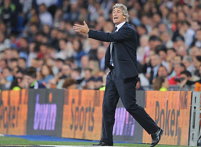 Manuel Pellegrini led Malaga to a surprises Champions League quarterfinal run.