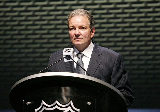 Ray Shero gave Pittsburgh a boost this year by adding veterans Jarome Iginla and Brenden Morrow at the trade deadline.