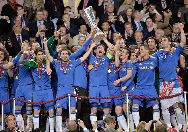 Chelsea followed last year's surprise Champions League win with a relentless march to a Europa title.