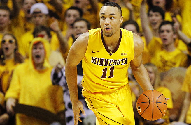 Joe Coleman, a Minnesota native, averaged 8.7 points and 3.6 rebounds per game as a sophomore.