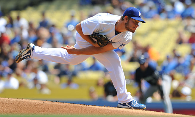 Clayton Kershaw is looking like not just the best pitcher in the National League but in all of baseball.