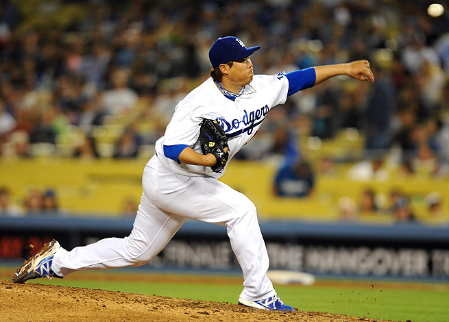 Hyun-Jin Ryu will be sidelined with left shoulder inflammation, but Don Mattingly said it's not believed to be serious.