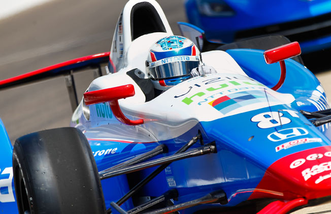 Unable to find a full-time IndyCar ride, Ryan Briscoe will drive for Chip Ganassi in the 500.