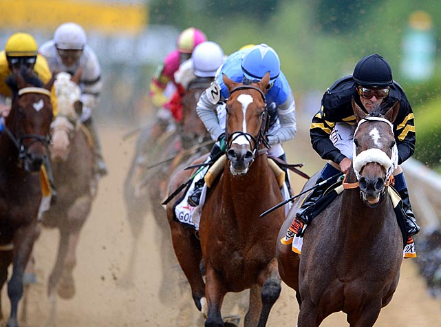 Oxbow covered the 1 3-16 miles in 1:57.54 and paid $32.80, $12 and $8.80.