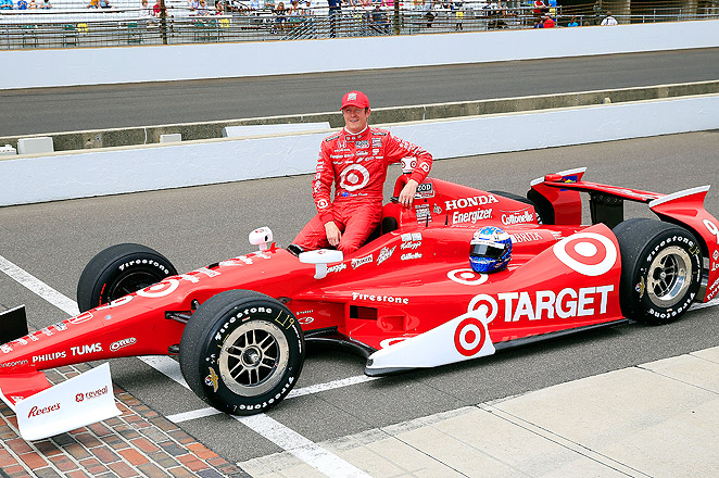 Scott Dixon, who finished in second place at last year's Indy 500, finished in the 16th spot at Pole Day qualifying.