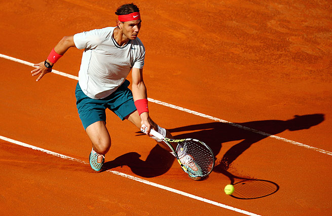 Rafael Nadal has won six titles in eight tournaments since returning in February.