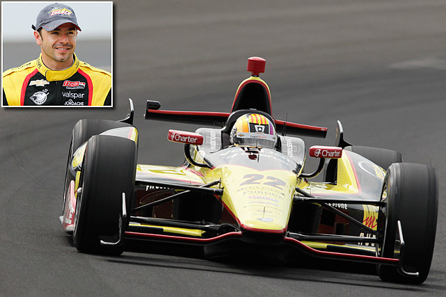 The Spaniard has quietly contended in the past two Indy 500s, finishing fourth a year ago and sixth in 2011. He's also completed all 200 laps in three of his four previous Indy starts. In 183 combined CART/IndyCar starts, Servia has only one victory, in 2005 at Montreal in CART Champ Car, but his 51 top-fives, including 11 in his last 36 starts, are impressive. That type of consistency makes him a threat in the Indy 500. <italics>-- Tim Tuttle</italics>