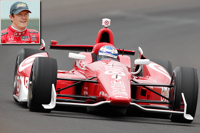 At age 33, Dixon will be racing in his 11th Indy 500. He won the race in dominant fashion in 2008 after leading 115 laps, and he's been within striking range of the checkers multiple times. He's finished sixth or better in seven straight Indy 500s and he set a record for consecutive laps completed with 1,366 in 2012, breaking the 71-year old mark held by Wilbur Shaw. The IZOD IndyCar champion in 2003 and 2008, Dixon has 29 career victories, tied with Rick Mears for 10th on the all-time list. Known as the Ice Man, he's cool and calculating, an extremely accomplished racer at Indianapolis and elsewhere. <italics>-- Tim Tuttle</italics>