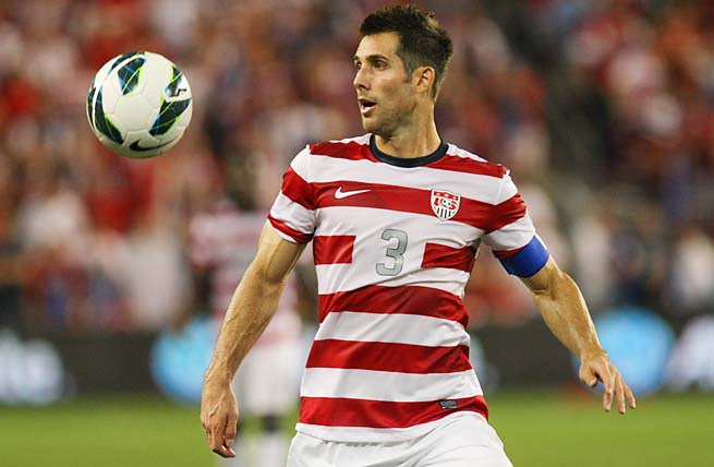 Carlos Bocanegra has played in Europe since 2004 after spending his first four years with the Chicago Fire.