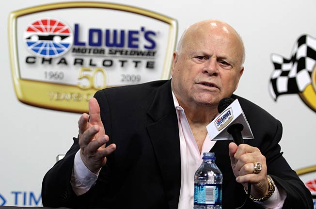 A taxing situation in North Carolina may cost Bruton Smith his NASCAR Hall of Fame nod.