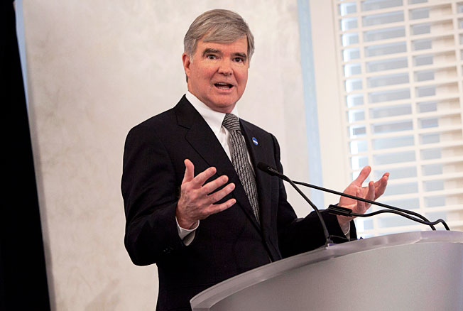 NCAA president Mark Emmert has proposed major changes, but has shown little to back that up.