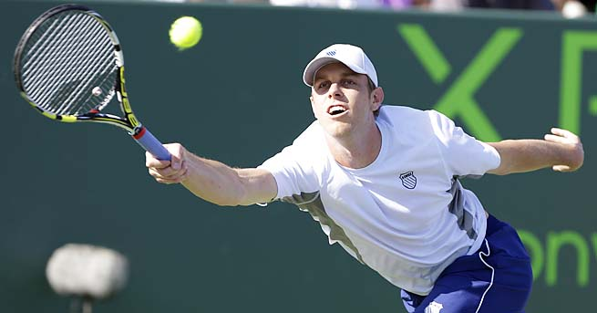 Sam Querrey has won one match in his career at the French Open, which starts Sunday.