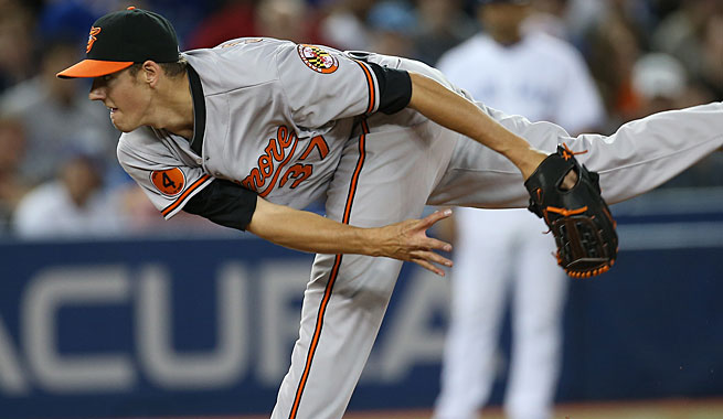 Baltimore is hoping Kevin Gausman will be the homegrown ace they've long been searching for.