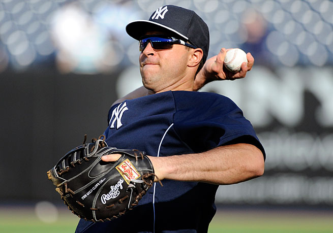 Mark Teixeira has been out all season with a wrist injury.