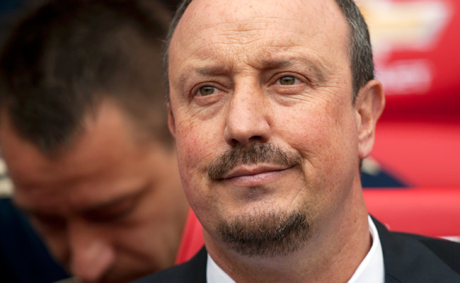 Rafa Benitez won the Europa League while serving as the manager of Chelsea this season.
