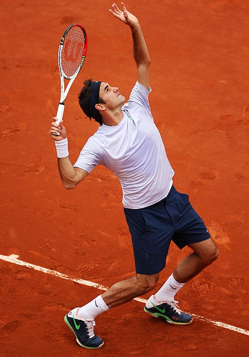 Here's a look at the outfits players are sporting at this year's French Open.