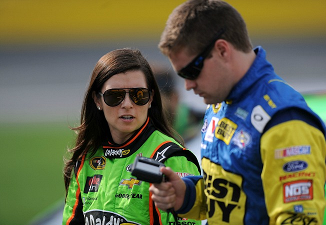 Danica Patrick's season has been tough enough without her boyfriend making it worse.