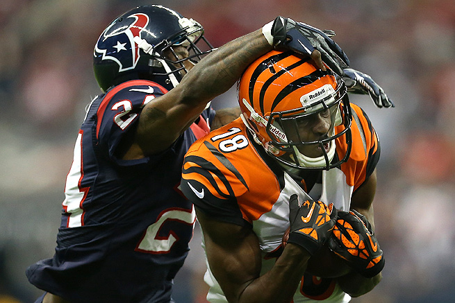 A.J. Green is capable of 100 receptions in 2013, which could push him into the elite tier of receivers.