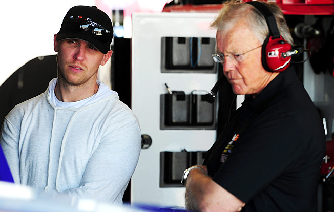 This week, TNT follows Hamlin and his Joe Gibbs Racing team through their race preparations.