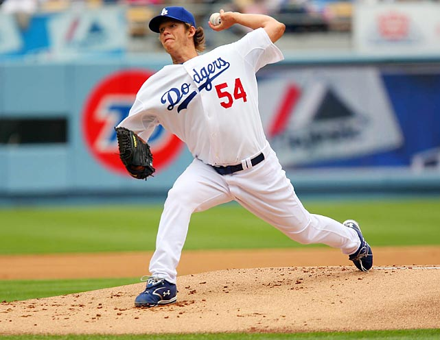 Kershaw showed off his ability to strike batters out in his debut, whiffing seven Cardinals in a lineup that included Albert Pujols and Ryan Ludwick, though he got a no-decision. His first win didn't come until his 10th start, on July 27.
