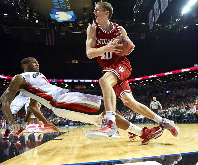 """Zeller tested well at the combine, showcasing tremendous athleticism. Teams will want to see how he shoots from the perimeter at individual workouts, but there is no denying that Zeller is a skilled offensive player. """"He's a 7-footer who can score,"""" a Western Conference GM said. """"I can work with a talent like that."""""""
